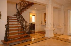 limestone marble column